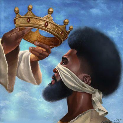 M1752D - Muhammad, Salaam - Crown Me Lord Ð Man
