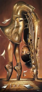 M1754D - Muhammad, Salaam - Balletic Tune
