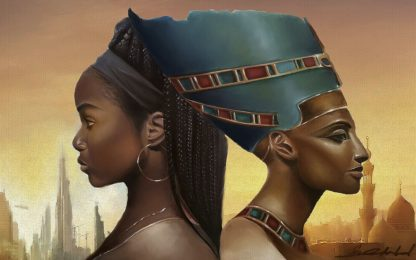 M1758D - Muhammad, Salaam - Past and Future Queens