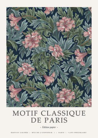 MF969-1909 - Design Fabrikken - Motif Classique 1