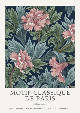 MF969-1910 - Design Fabrikken - Motif Classique 2