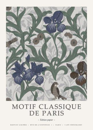 MF969-1911 - Design Fabrikken - Motif Classique 3