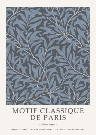 MF969-1912 - Design Fabrikken - Motif Classique 4