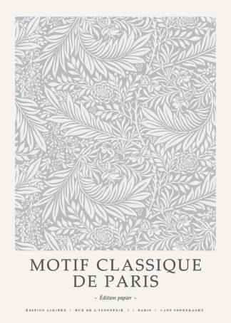 MF969-1913 - Design Fabrikken - Motif Classique 5