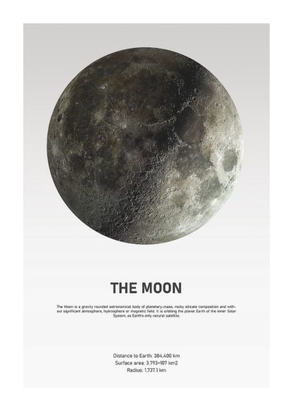 MF969-1926 - Design Fabrikken - Moon Light