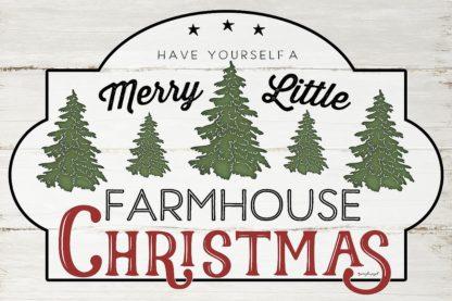 SBJP7193 - Pugh, Jennifer - Merry Little Farmhouse II