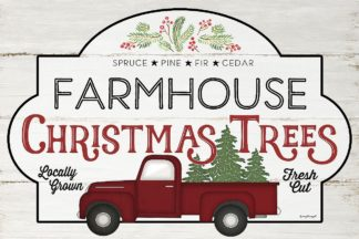 SBJP7194 - Pugh, Jennifer - Farmhouse Christmas Tree