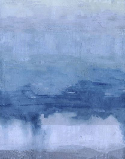 W1132D - Wiley, Marta - Cerulean Abstract