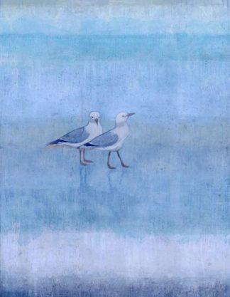 W1138D - Wiley, Marta - Sky Blue Sea Gals