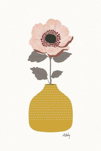 A718D - Annie Bailey Art - Flower Dream
