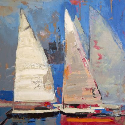 F835D - Forst, Beth A. - Ghost Sailing