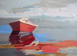 F836D - Forst, Beth A. - Red Boat Rhythm
