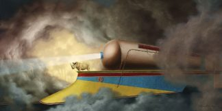 H1767D - Herzog, Linda Ridd - Rhino Train