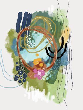 B4116D - Banerjee, Ishita - Lilies On The Lake