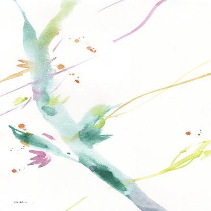 G2165D - Golden, Sheila - Leaves Of Teal