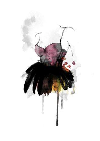 L959D - Larsdotter, Lotta - The Dress