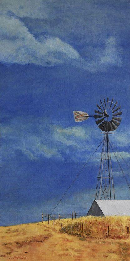 MAR01 - Martin, Heidi - Windmill Ranch