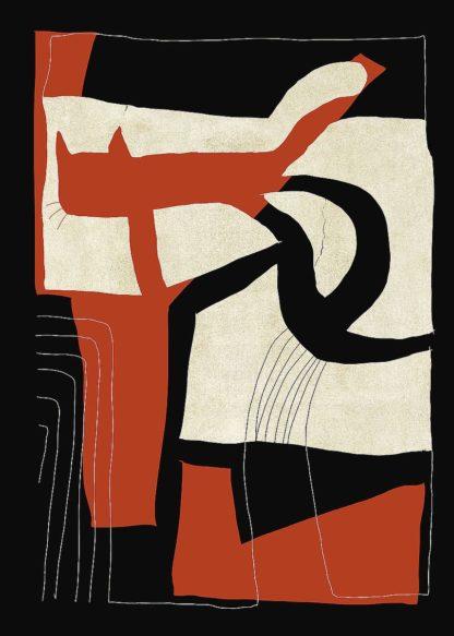 MF969-1975 - Design Fabrikken - The Loose Cat