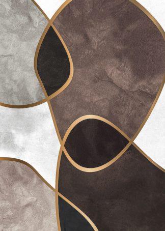 MF969-1981 - Design Fabrikken - Velvet Shapes 3