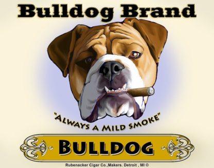 R1403D - Rubenacker, Brian - Bulldog Cigar