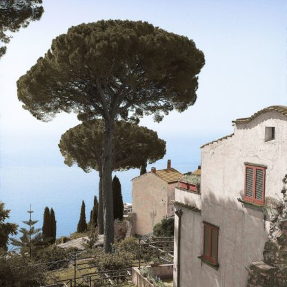 B4146D - Blaustein, Alan - Amalfi Coastal Villas