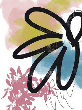 B4149D - Baker, Bronwyn - Pop Flower No. 2