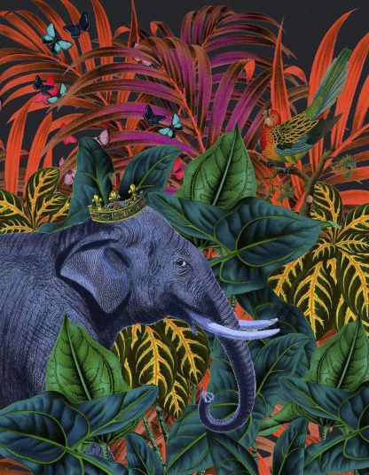 B4162D - Brothers, Erika C. - Tropical Jungle