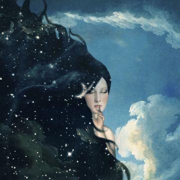 F841D - Flores, Paula Belle - Lady Night