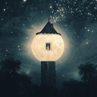 F845D - Flores, Paula Belle - The Moon Tower