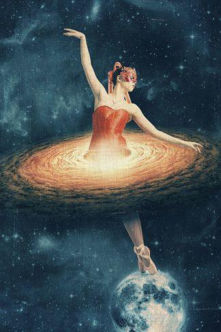 F852D - Flores, Paula Belle - Prima Ballerina Assoluta