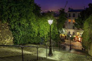 H1816D - Herrera, H.J. - Montmartre Steps