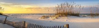 H1817D - Herrera, H.J. - Pensacola Beach Sunrise