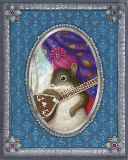 M1810D - Matarazzo, Gina - Ravi The Squirrel
