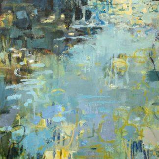 R1419D - Robbins, Kathleen - Tidal Pool In Blue