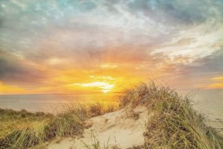 R1424D - Ryan, Brooke T. - Sunset over The Dunes