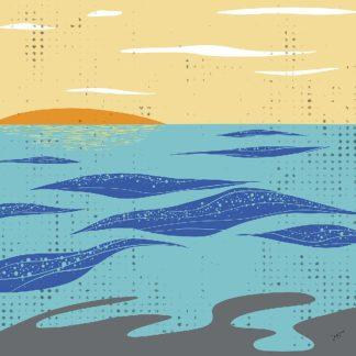 S1928D - Sierer, Trish - Calm Surf