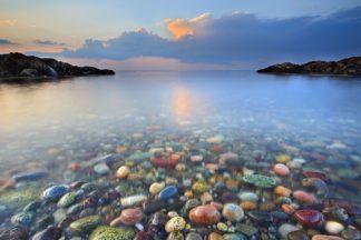 Z1596D - Zephyr, Patrick - Colored Rocks