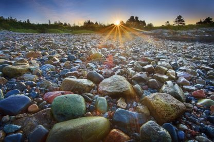 Z1600D - Zephyr, Patrick - Schoodic Rocks