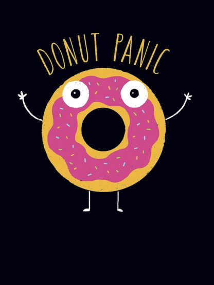 B4165D - Buxton, Michael - Donut Panic
