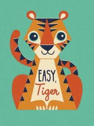B4167D - Buxton, Michael - Easy Tiger