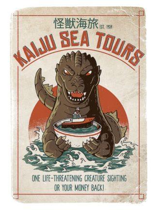 B4168D - Buxton, Michael - Kaiju Sea Tours