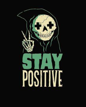 B4171D - Buxton, Michael - Stay Positive