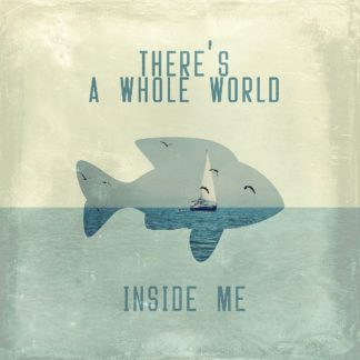 F858D - Flores, Paula Belle - There Is A World Inside of Me