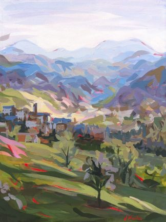 H1839D - Hastie, Joanne - Italian Hillside