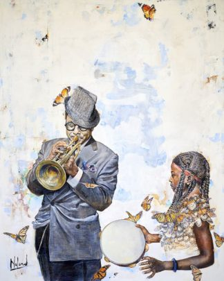 N523D - Anderson, Noland - Voodoo In The Vibes