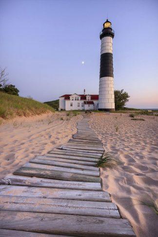 R1427D - Romanowicz, Adam - Big Sable Point Lighthouse