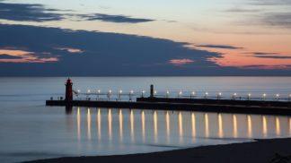 R1431D - Romanowicz, Adam - South Haven Michigan Lighthouse