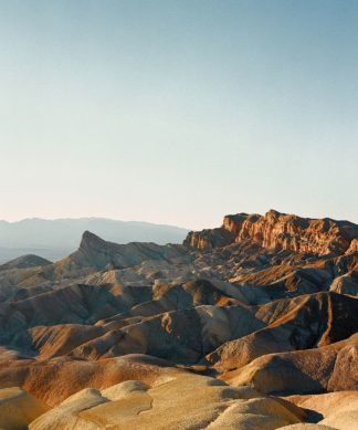 R1437D - Rapson, Sol - Afternoon in Death Valley