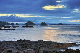 B4176D - Burdick, Chuck - Island at Sunrise