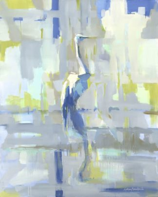 B4200D - Broaderick, Kathleen - Bayou Heron